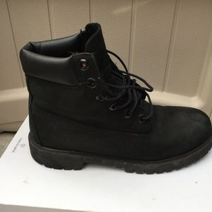 Timberland Waterproof Insulated Leather Boots